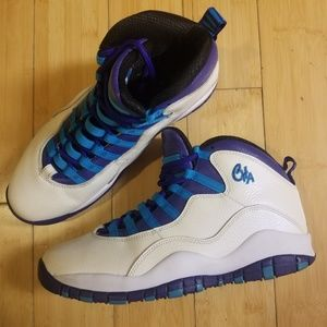 Nike Shoes - Nike Air  Jordan  Retro  10 Charlotte